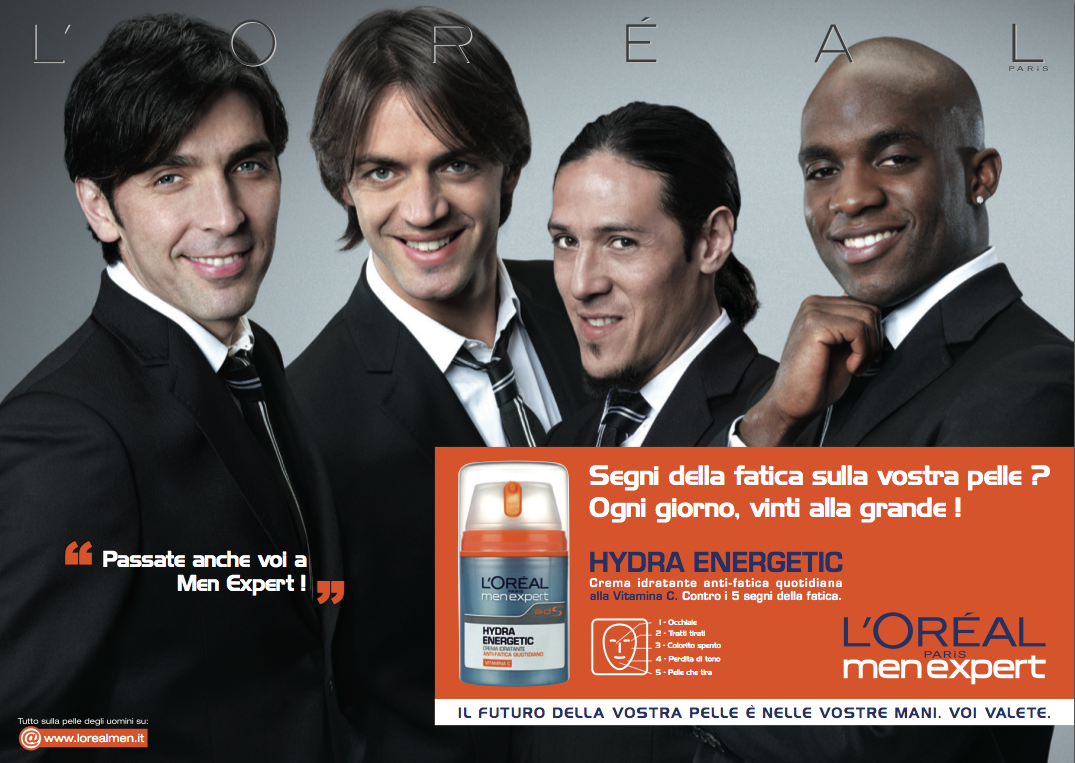 loreal men expert marketing mix L'oréal, world leader in beauty: makeup, cosmetics, haircare, perfume.