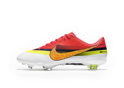 Nike Mercurial Arancioni E Gialle