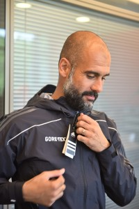 GORE-TEX(R) e Pep Guardiola_partnership