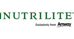 Nutrilite logo lockup